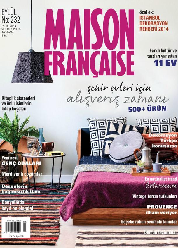 MAISON FRANÇAISE SEPTEMBER 2014