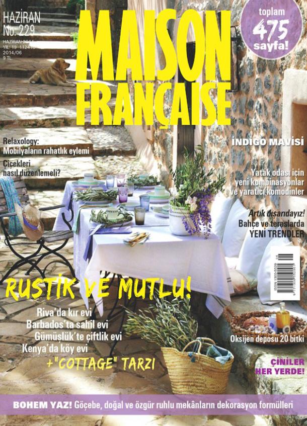 MAISON FRANÇAISE JUNE 2014
