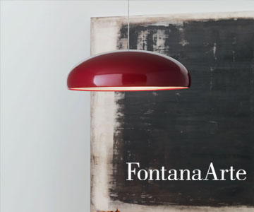 Fontana Arte Bakara Collection'da..